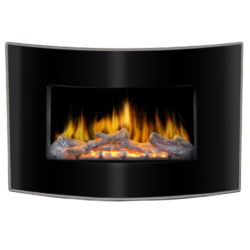 Valencia Wall Mount Electric Fireplace