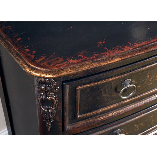 Pulaski Furniture Versailles 3 Drawer Accent Chest