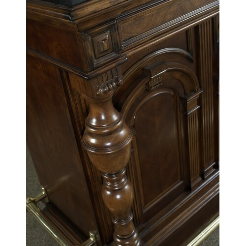 Pulaski Carlton Manor Home Bar Reviews Wayfair