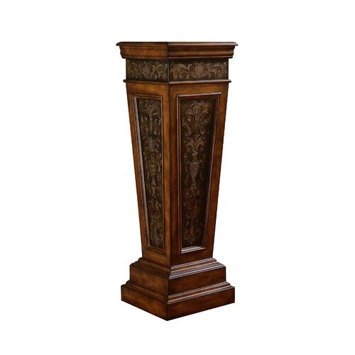 Pulaski Furniture Timeless Classics Pedestal Plant Stand