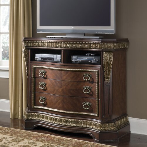 Pulaski Furniture Del Corto Media Chest