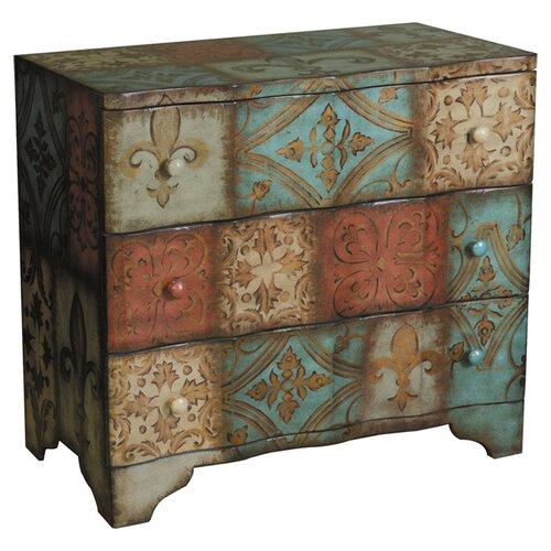 Pulaski Furniture 3 Drawer Chest