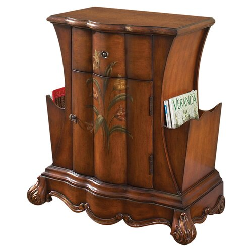Pulaski Furniture Artistic Expression Hand Painted 1 Drawer Accent Chest