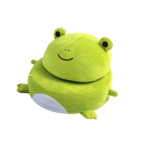 Critter Cushion Frog Kids Chair