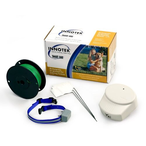 Innotek Rechargeable In-Ground Dog Electric Fence