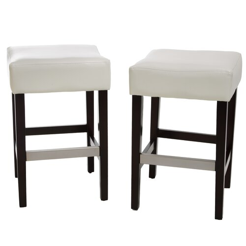 Home Loft Concept Exclusives Brinkley Bar Stool with Cushion