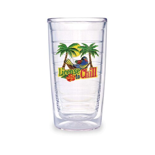 Tervis Tumbler Margaritaville License to Chill 16 oz. Insulated Tumbler