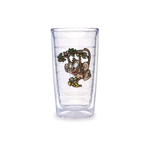 Tervis Tumbler Hang on Monkey Banana 10 oz. Insulated Tumbler