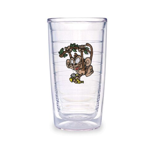 Tervis Tumbler Hang on Monkey Banana 16 oz. Insulated Tumbler