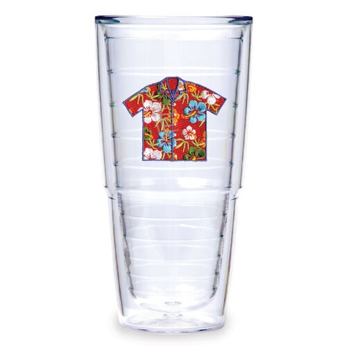 Tervis Tumbler Hawaii 24 oz. Shirt Red Tumbler