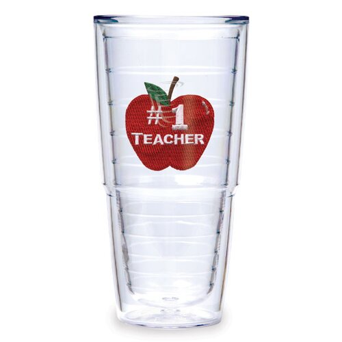 Tervis Tumbler Teacher Apple 24 Oz Tumbler