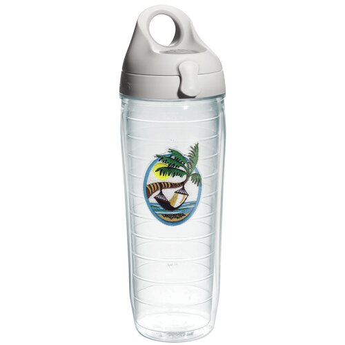 Palm Hammock Sun 25 oz. Water Bottle