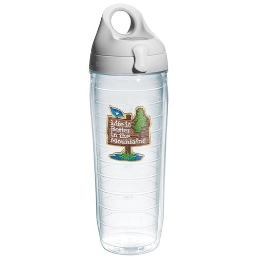 Life is Better 25 oz. Mountains Water Bottle