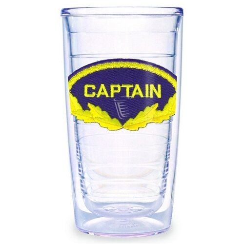 Nautical Captain 10 oz. Insulated Tumbler