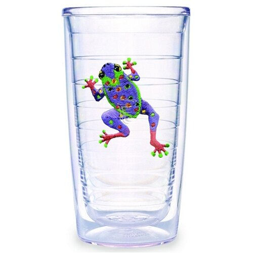 Tervis Tumbler Tropical and Coastal Frog 10 oz. Jr-T Insulated Tumbler