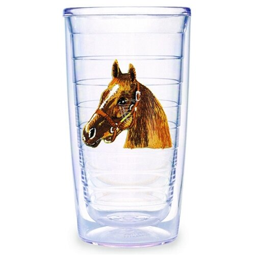 Tervis Tumbler Animals and Wildlife Horsehead 16 oz. Insulated Tumbler
