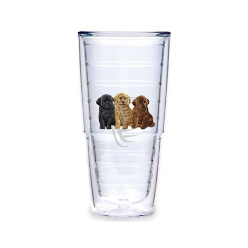 Tervis Tumbler Labrador Puppies 24 oz. Big-T Tumbler