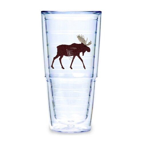 Tervis Tumbler Animals and Wildlife Moose 24 oz. Big-T Insulated Tumbler