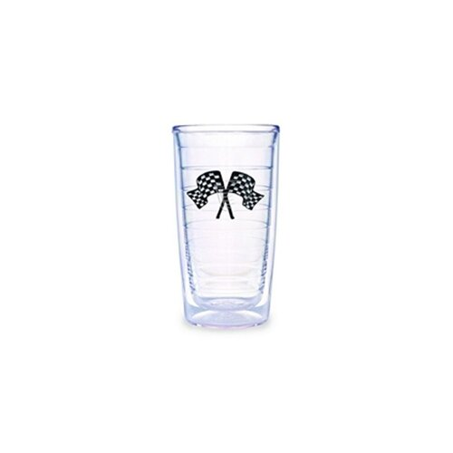 Tervis Tumbler Racing Flag 16 oz. Tumbler