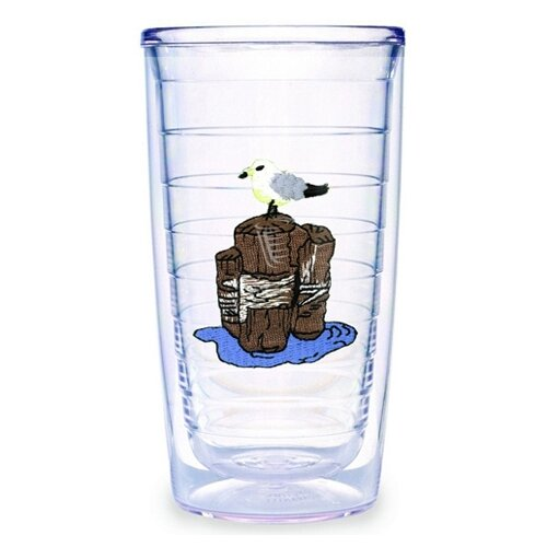 Tervis Tumbler Animals and Wildlife Seagull 16 oz. Insulated Tumbler