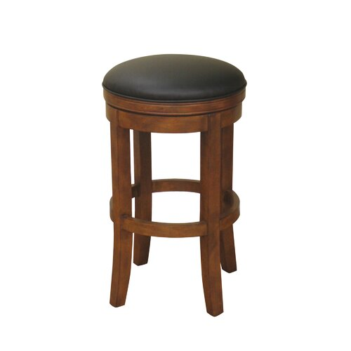"American Heritage Winston 30"" Swivel Bar Stool"