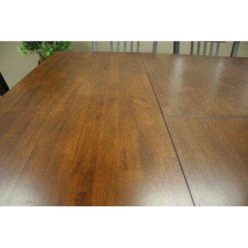 American Heritage Berkshire Butterfly Counter Height Dining Table