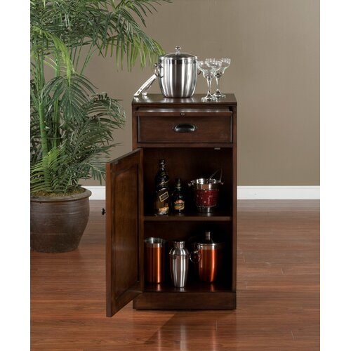 American Heritage Natalia Left Mini Bar