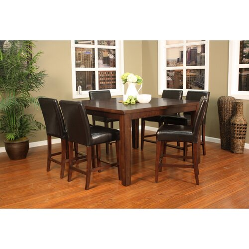 American Heritage Cameo 7 Piece Dining Set