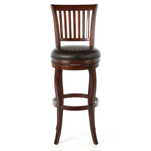 "American Heritage Maxwell 34"" Swivel Bar Stool"