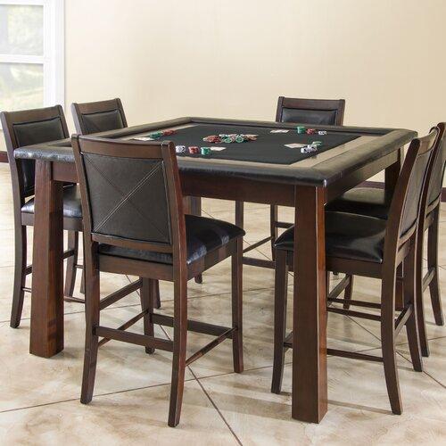 American Heritage Archer Poker Table Set