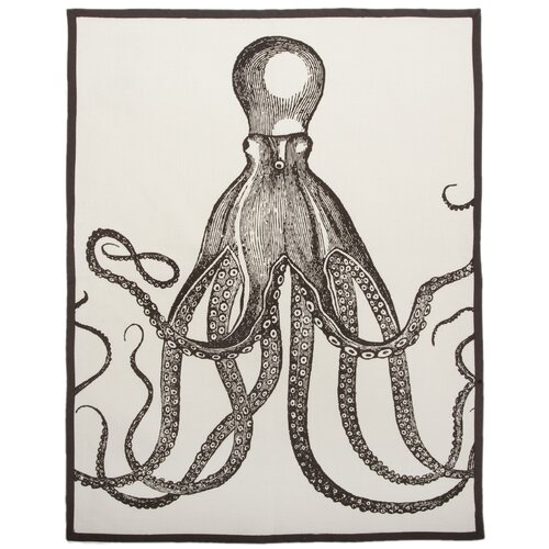 Thomas Paul Octopus Tea Towel in Java