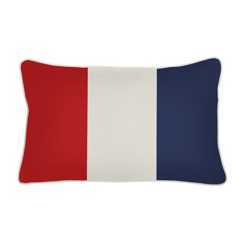 Thomas Paul Outdoor Tall Ship Pillow