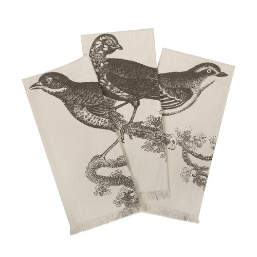 Thomas Paul Ornithology Hand Towel