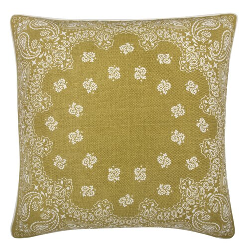 Thomas Paul Fragments Bandana Pillow
