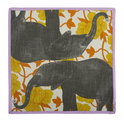 Thomas Paul Elephant Napkin