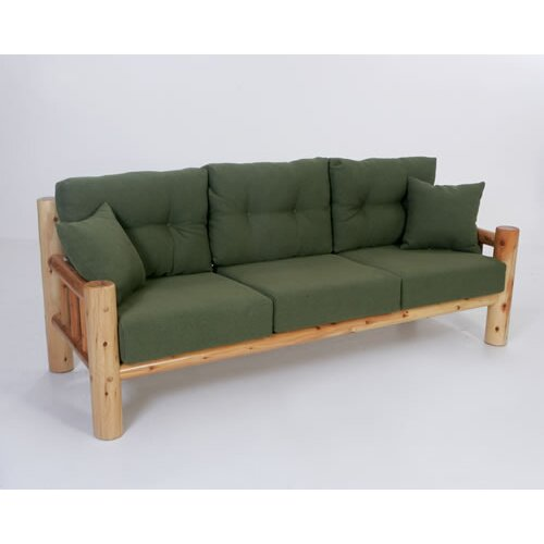 Moon Valley Rustic Sofa