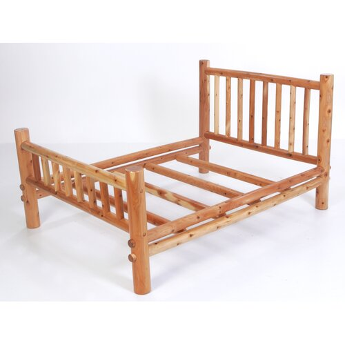 Moon Valley Rustic Nicholas Collection Bed