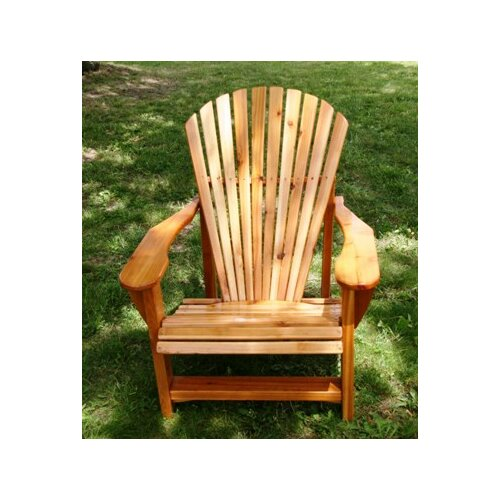 Moon Valley Rustic Adirondack Chair