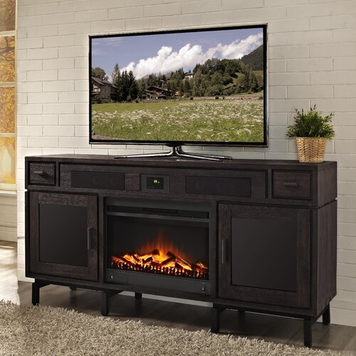 Distressed Tv Wood Media Console Wayfair
