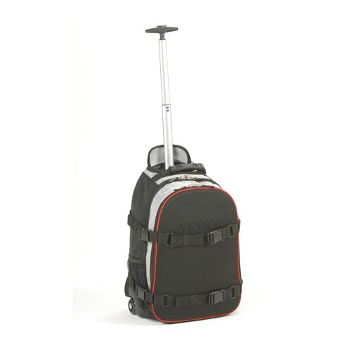 Rolling Carry-On Backpack