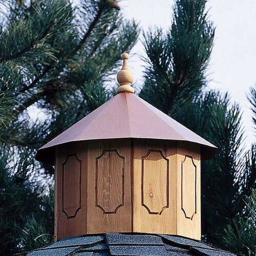 Handy Home San Marino Round Wood Cupola