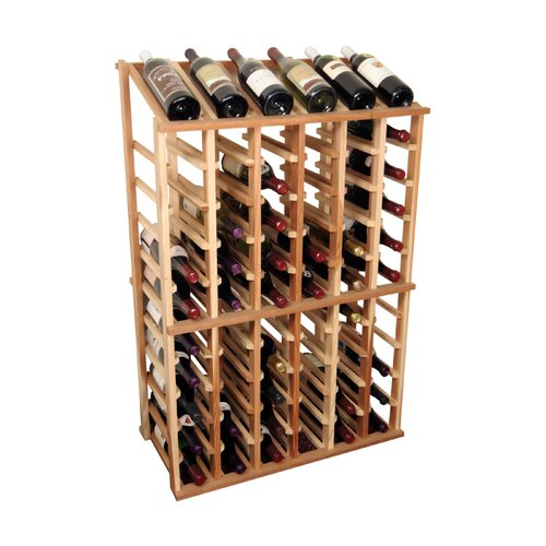 Wine Cellar Innovations Designer Series 66 Bottle Wine Rack