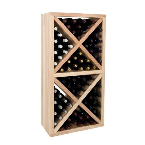 Wine Cellar Innovations Vintner Series 78 Bottle Wine Rack