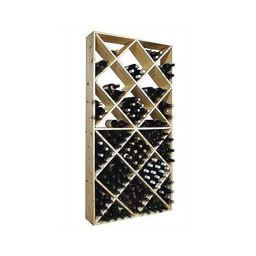 200 Bottle Wine Rack Plans