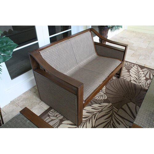 Venetian Sling Patio Loveseat