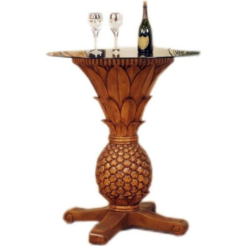 Hospitality Rattan Sunset Reef Pub Table