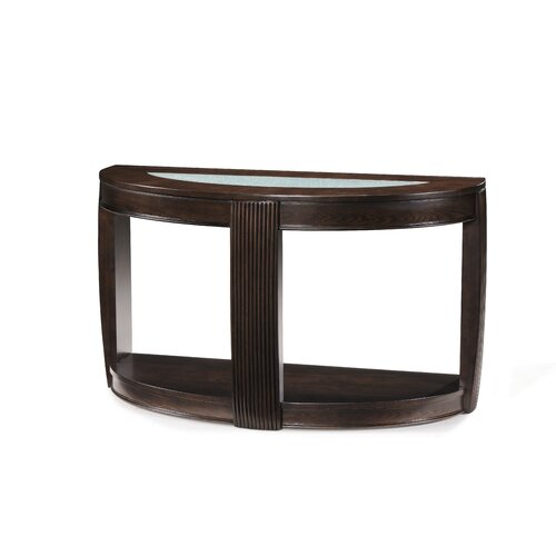 Magnussen Furniture Ino Demilune Console Table