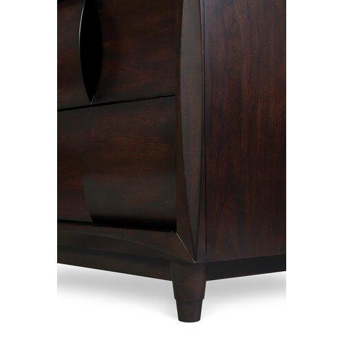Magnussen Furniture Fuqua 2 Drawer Nightstand