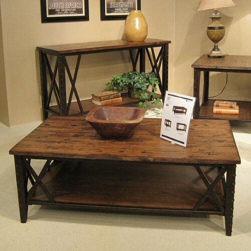 Magnussen Fleming Coffee Table & Reviews