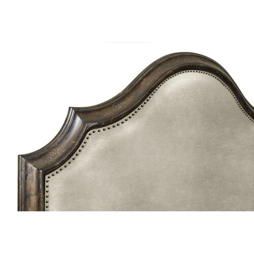Magnussen Furniture Muirfield Upholstered Panel Headboard